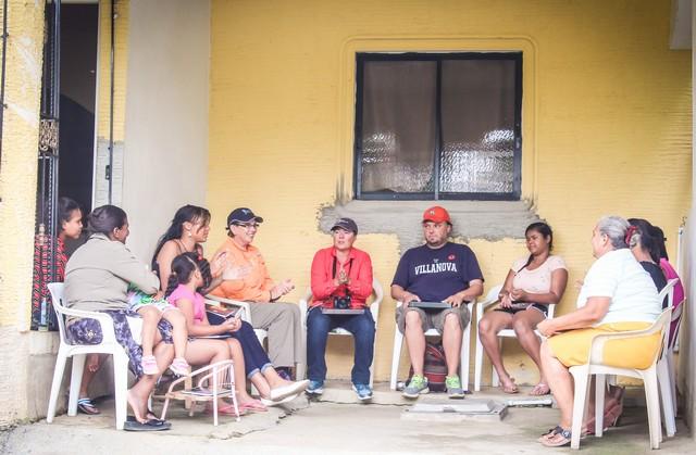 Community English Language and Conversation