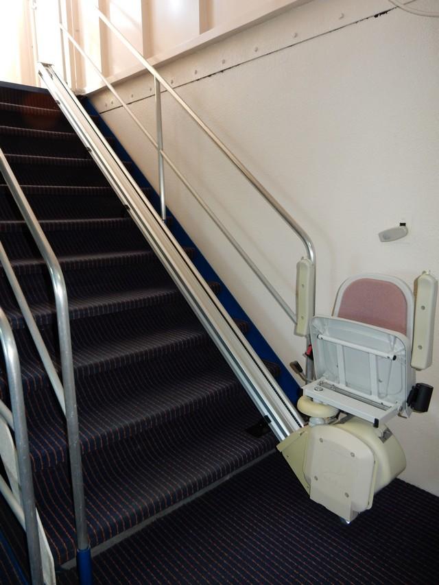 Grande Mariner - Chair Lift