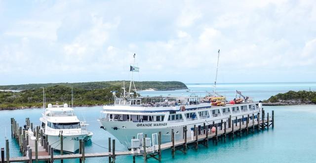 Grande Mariner in Compass Cay The Bahamas