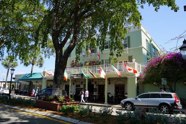 Las Olas Boulevard in Fort Lauderdale