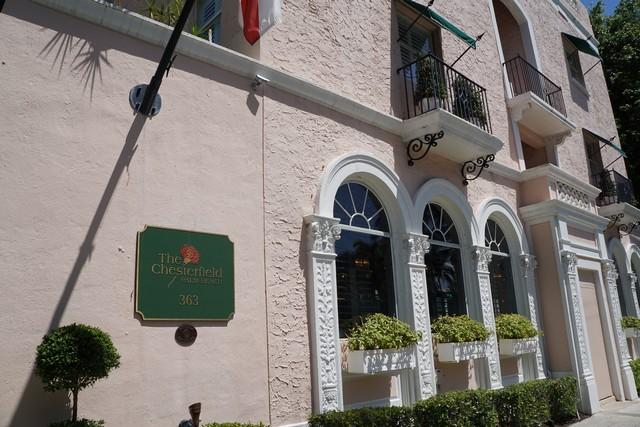 Chesterfield Palm Beach Exterior