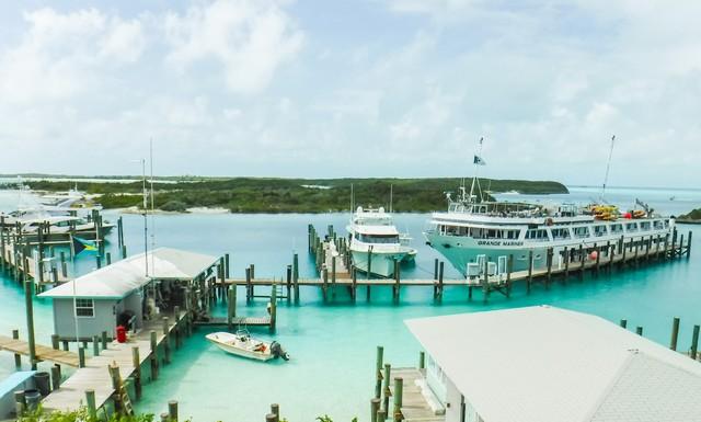 Compass Cay, Exumas
