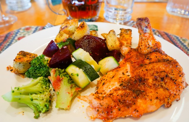 Echo Valley Ranch - Fresh and Delicious Meals