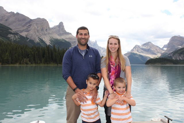Family Travel in the Canadian Rockies