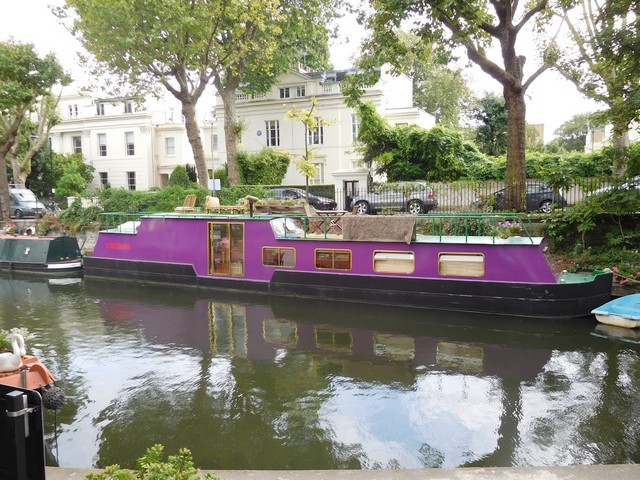Little Venice and Regent's Canal