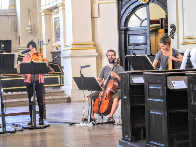 Lunchtime Concerts at St. Martin-in-the-Fields