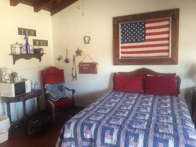 Pioneertown Motel Room