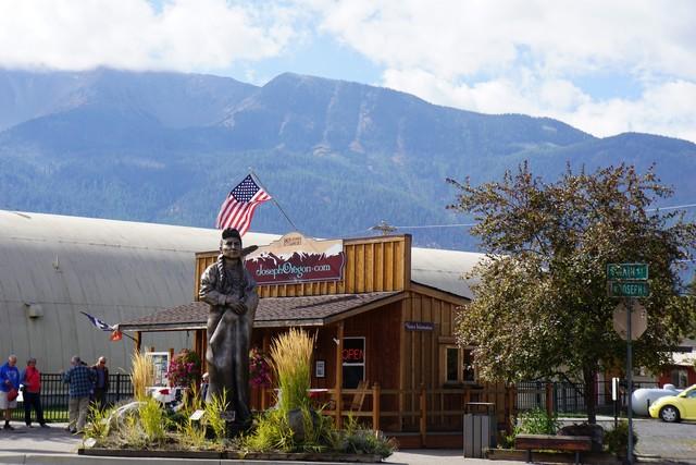 Getaway to Joseph - Oregon's Little Switzerland