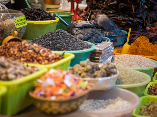 Travel Mexico - Flavors of Oaxaca by Bonnie Caton