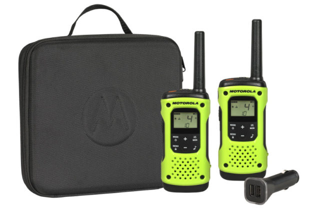 Motorola Talkabout-T605 2-Way Radios