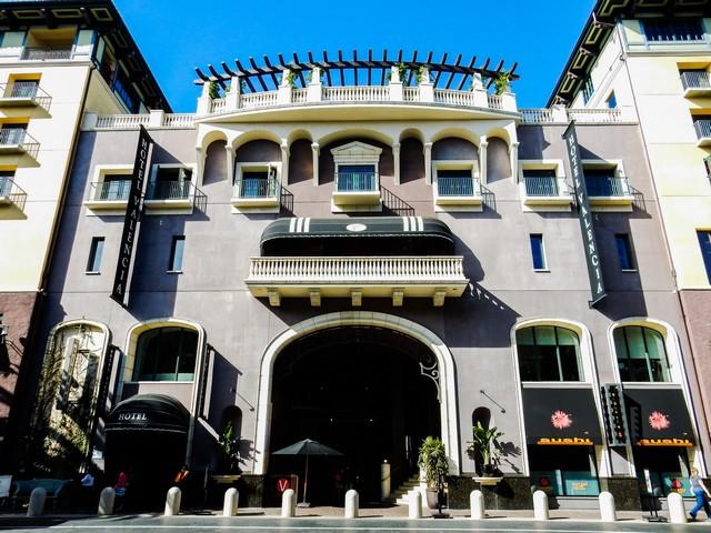 WJ Tested: Hotel Valencia Santana Row