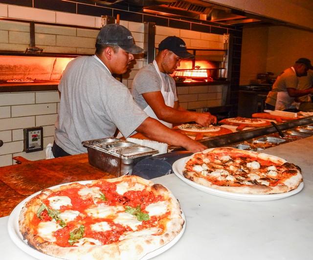 Pizza Antica at Santana Row