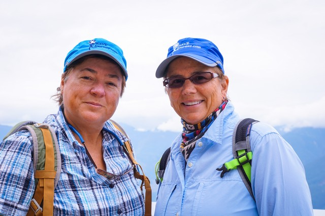 Viv and Jill - March 2017 Travel Tips and Tales Newsletter