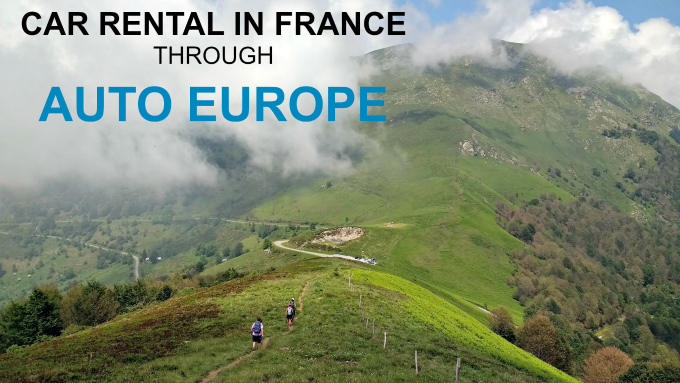 Car Rental in France Through Auto Europe