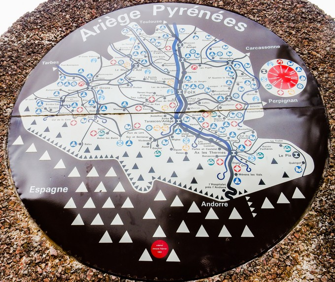 Travel France: Visit the Ariege Pyrenees Department in France