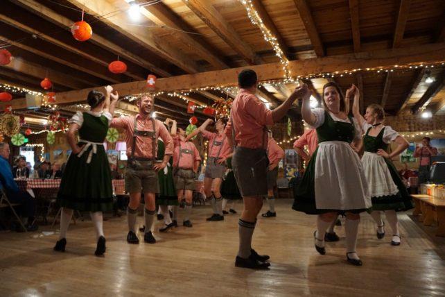 Oregon's Alpenfest in Joseph