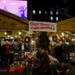 Belfast Christmas Market in Northern Ireland