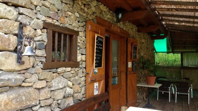 Sorbet Fermier de Bethmale in Ariege Pyrenees, France.
