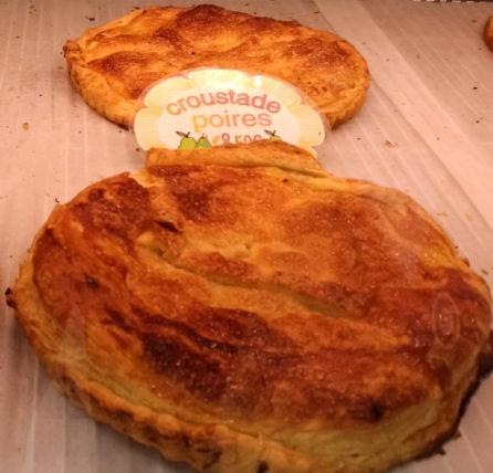 Croustade du Couserans (Croustade Poires or Pommes)