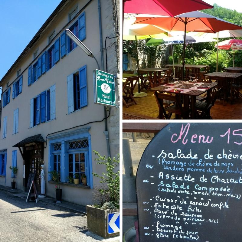 Auberge du Mont-Valier Hotel Restaurant