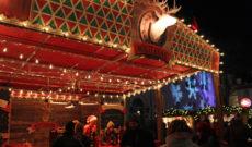 Quebec City Christmas Market in Canada
