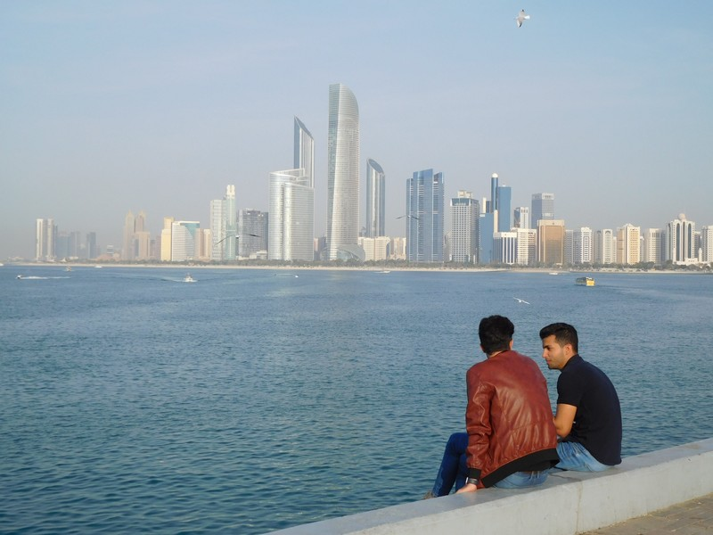 Travel United Arab Emirates - Abu Dhabi The Second Time Around