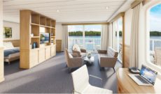 Cruise News: American Cruise Lines New Riverboat