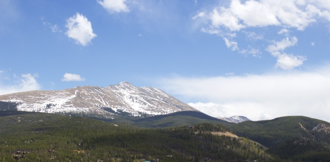 Breckenridge Mountain View