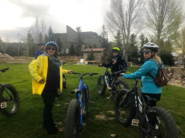 Breckenridge Fat Bike Tour