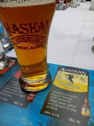 Alaskan Big Mountain Pale Ale
