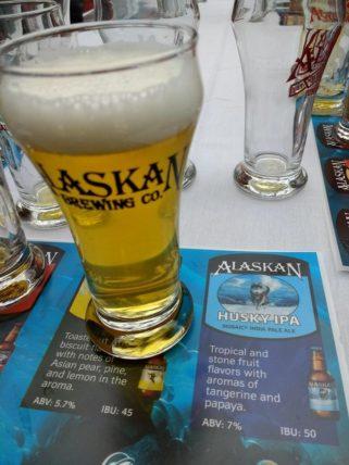 Alaskan Husky IPA - Mosaic India Pale Ale.