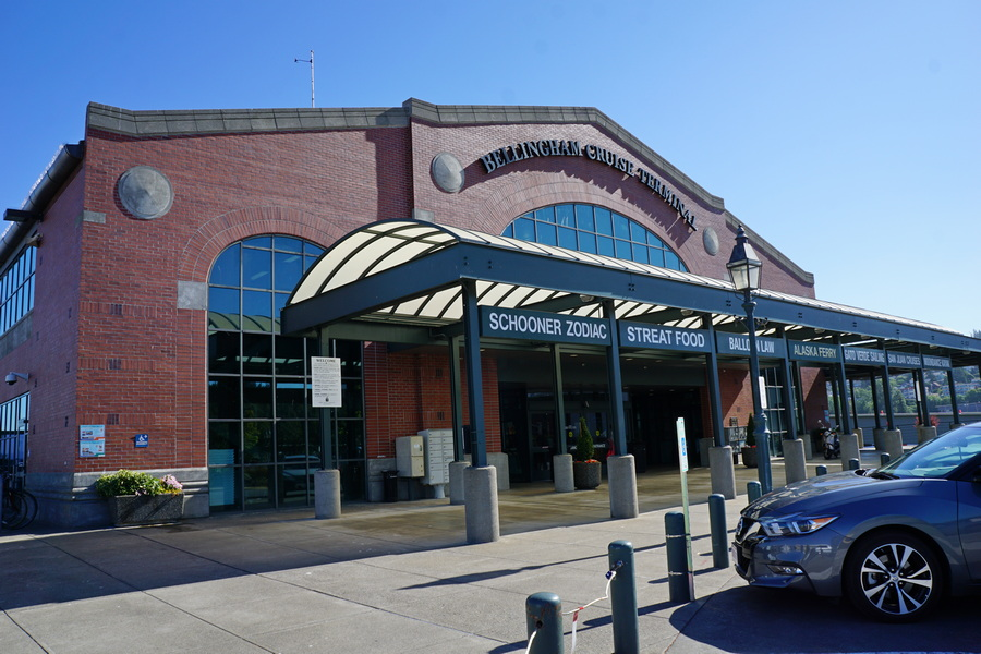 Bellingham Cruise Terminal