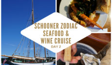 Schooner Zodiac San Juan Islands Seafood and Wine Cruise – Day 2