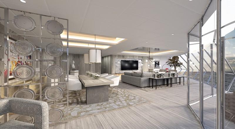 Celebrity Cruises - Iconic Suite