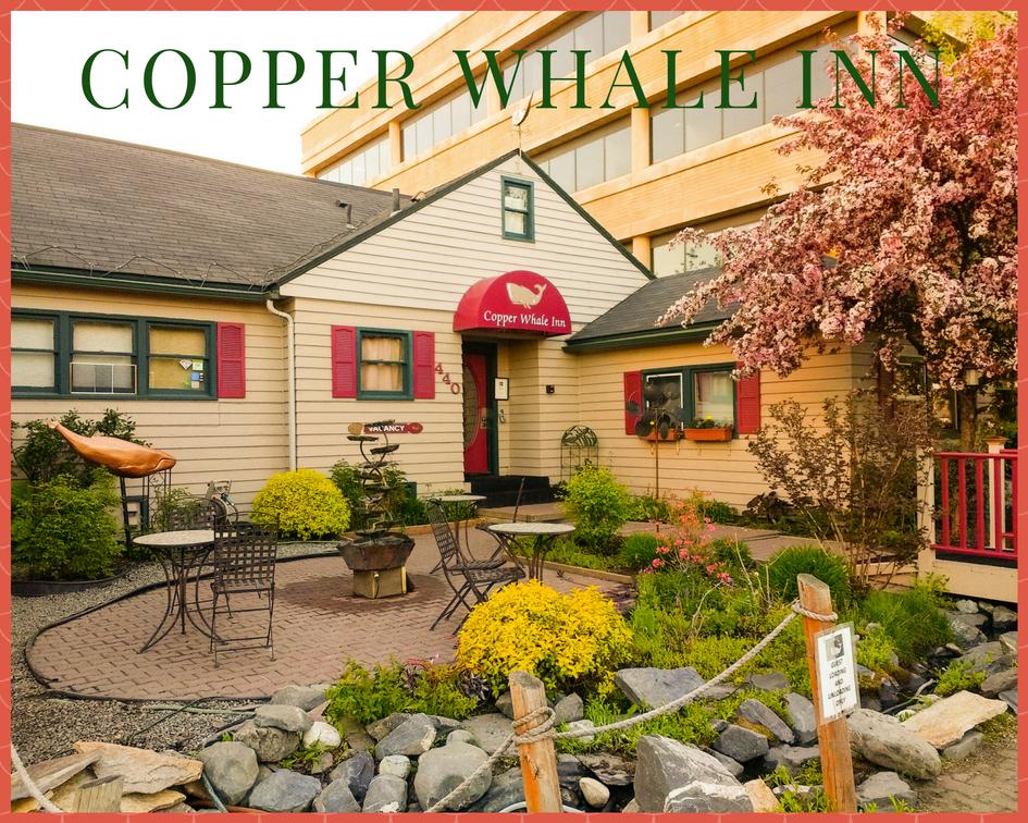 Copper Whale Inn Anchorage Alaska