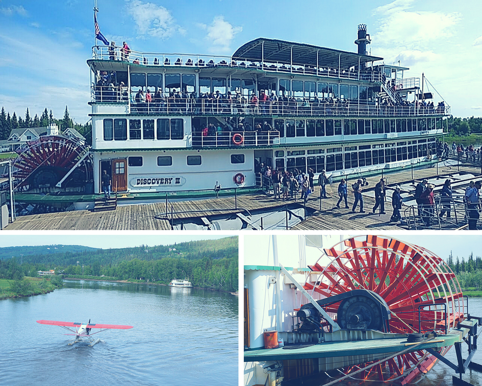 Riverboat Discovery on the Chena River in Fairbanks