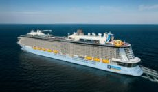 Cruise News: Royal Caribbean Spectrum of the Seas Groundbreaking Features