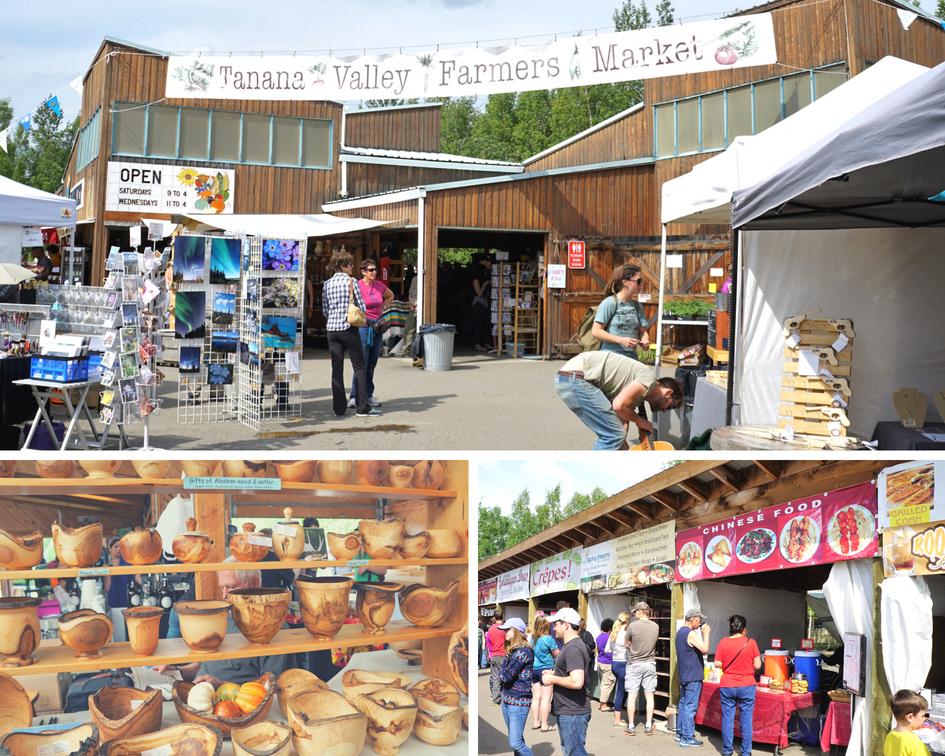 Tanana Valley Farmers Market