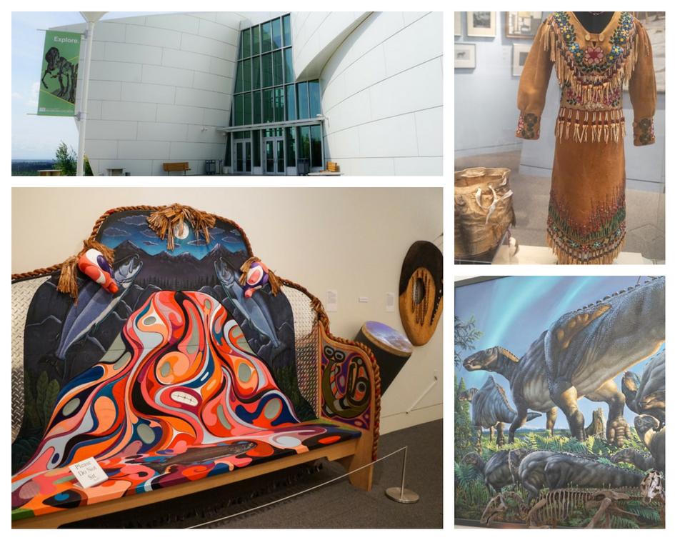 University of Alaska Museum of the North in Fairbanks