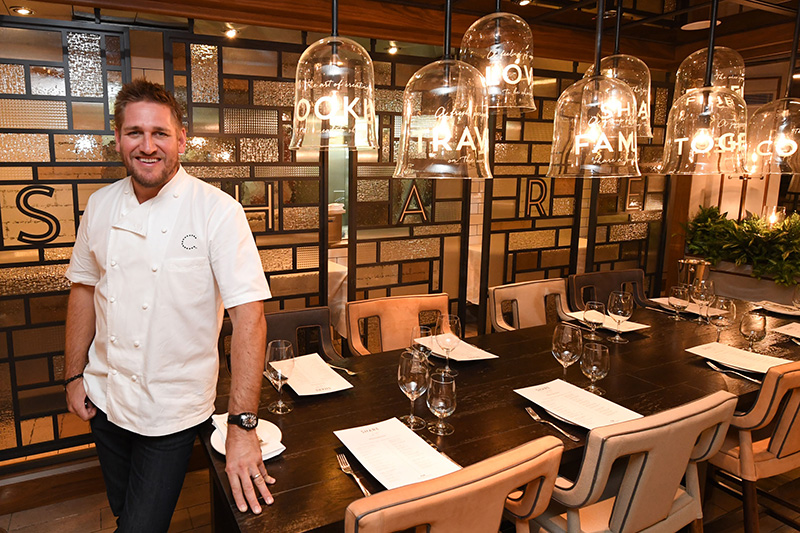 Cruise News: Princess Cruises Refreshed Menu at SHARE by Curtis Stone
