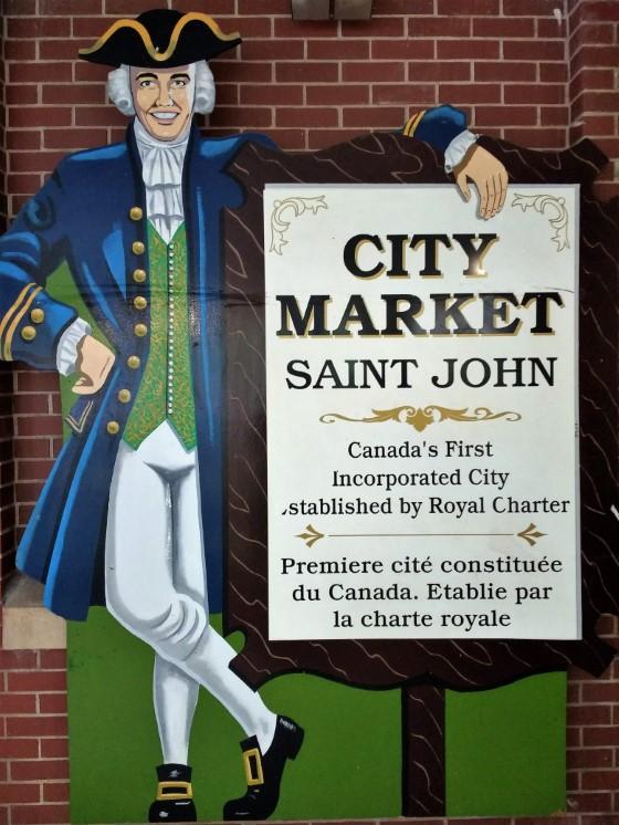 City Market Saint John, New Brunswick