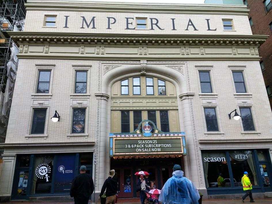 Imperial Theatre in Saint John, New Brunswick