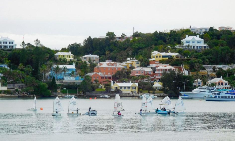 Explore Bermuda via a cruise with Royal Caribbean