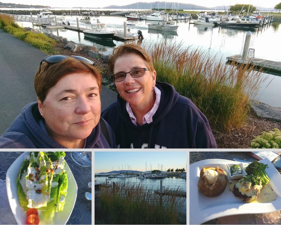 Bellingham Marina and Hearth Fire Restaurant