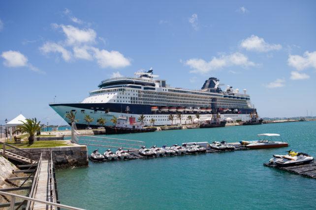 Celebrity Summit Bermuda