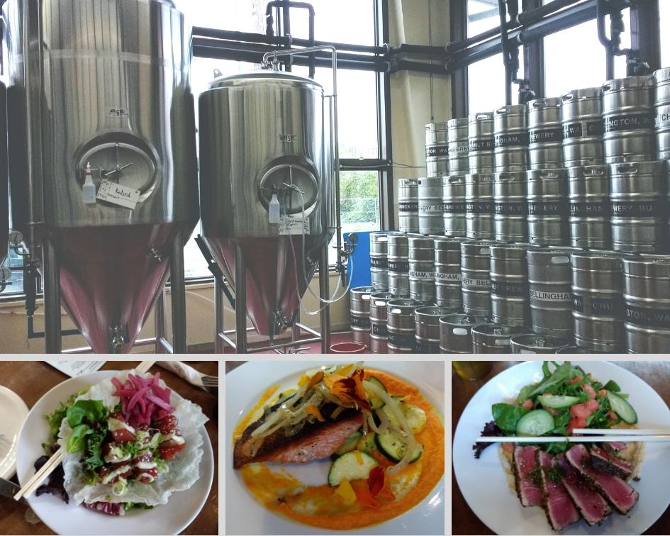 Chuckanut Bay Brewing & Kitchen