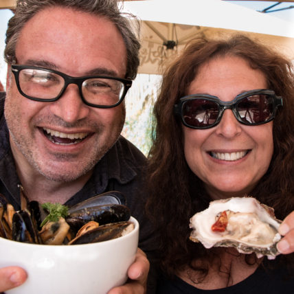 Daryl and Mindi Hirsch - 2foodtrippers