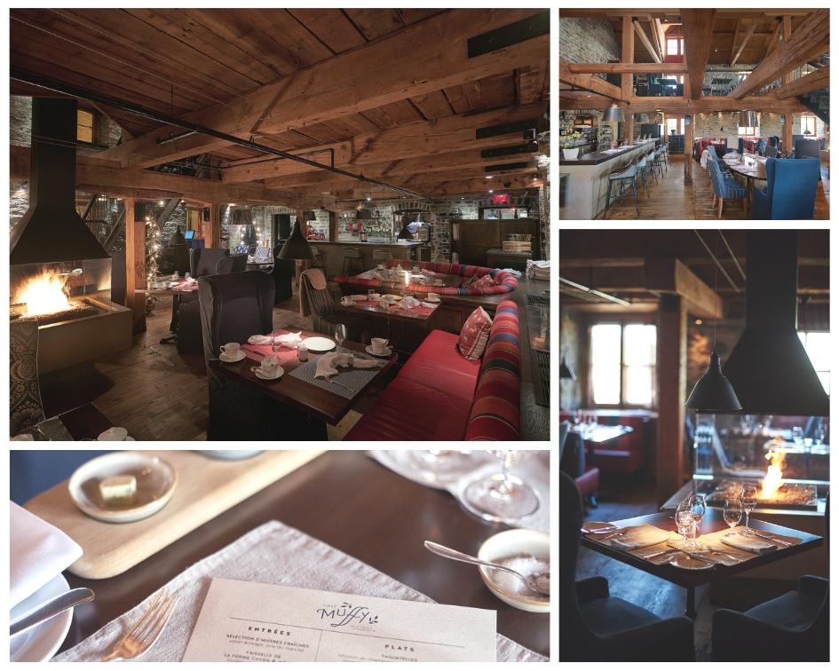 Chez Muffy Restaurant