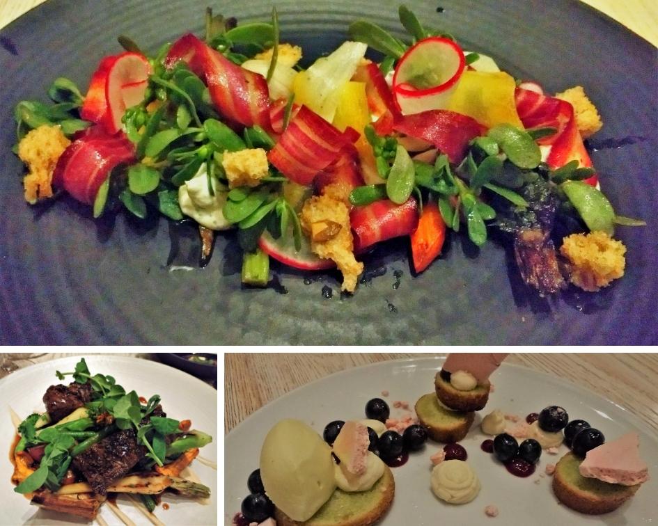 Bistrot Le Clocher Penché Quebec City Dinner
