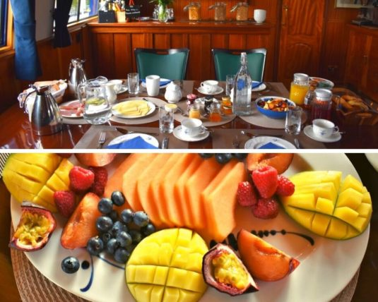 Scottish Highlander Breakfast